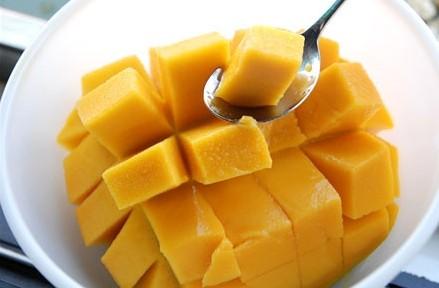 芒果�9il�..��y.�_月经期间是不是不能吃芒果