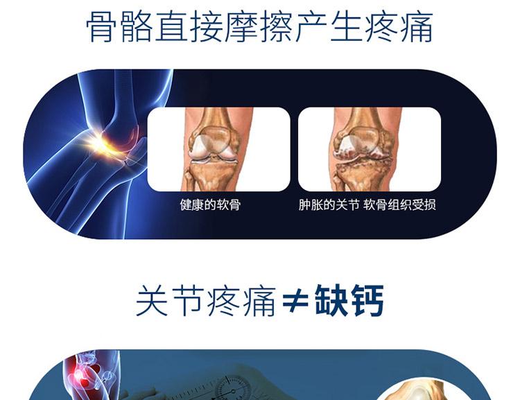 骨骼摩擦产生疼痛感