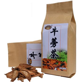牛蒡茶的功效与作用及副作用 详细介绍它的好处及副作用