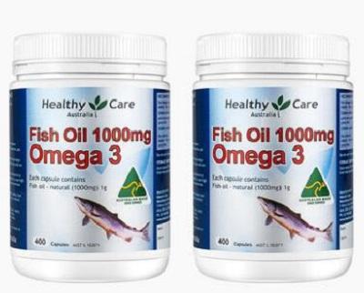 healthy care鱼油