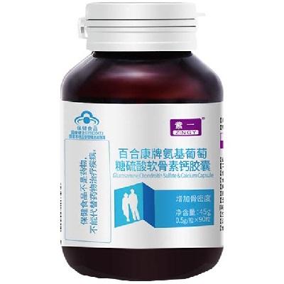 紫一氨糖軟骨素